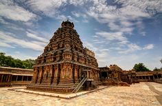 #Architectural #marvel from #Chola period: #Darasuram, Tamil Nadu. #Airavatesvara Temple is a Hindu temple of #Dravidian #architecture located in Darasuram, Tamil Nadu. This temple, built by Rajaraja Chola II in the 12th century CE is a #UNESCO World Heritage Site, along with the Brihadeeswara Temple at Thanjavur, the Gangaikondacholisvaram Temple at Gangaikonda Cholapuram that are referred to as the #Great #Living Chola #Temples. #boutindia #tripstoIndia