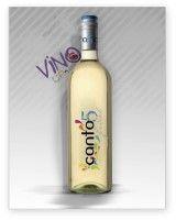Canto 5 2013 precio 5.00 EUR es un vino Blanco de Vino de la Tierra de Castilla y León. Canto 5 se elabora con Verdejo (80), Sauvignon Blanc (20). Crianza: Joven