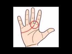 Lo que tu línea corazón de tu mano dice sobre tí