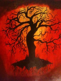 Tree of life by Saffy66 on Etsy