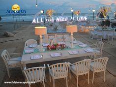 #bodaenacapulco Una página en internet de tu boda en Acapulco con Banquetes Elcano. BODA EN ACAPULCO. Si estás pensando casarte a la orilla del mar en Acapulco, una de tus opciones es contratar a Banquetes Elcano, quienes te ofrecerán todo los servicios que puedas necesitar y además, subirán lo más significativo del evento a una página en internet, diseñada especialmente para ti. En la página oficial de Fidetur Acapulco, encontrarás más información.