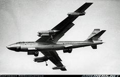Boeing B-47 stratojet was a revolutionary aircraft by its design.