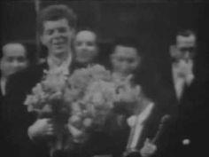 Van Cliburn - Rachmaninoff Piano Concerto No 3 in D Minor, Op 30 1 Allegro ma non Tanto 2 Intermezzo. Adagio 3 Finale. Alla Breve ~~ Moscow Philharmonic Orchestra Kirill Kondrashin, conductor