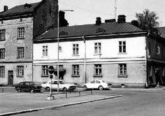 Big Town, Old Buildings, Ancient History, Finland, Mansions, Country, House Styles, Historia, Manor Houses