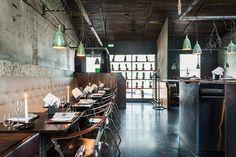 dill restaurant, LTVs, Halfan pedersen launches TrendVisions
