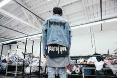 Barneys x Justin Bieber's 'Purpose' Tour Collaboration By Fear of God