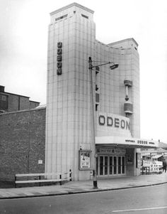The Odeon Cinema in Southsea