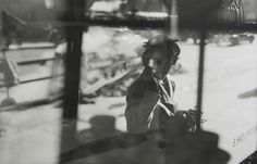 saul leiter early black and white | Saul Leiter's Black and White Photography