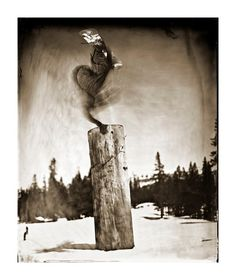 Wet plate photography by Ian Ruhter