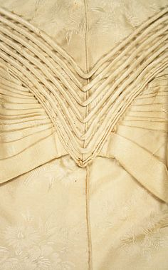 this is the top of the bodice just interesting idea for detailing