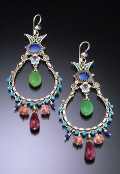 Brazilian Jewelry Designer Inspiration 2 Vanessa Mellet Talented