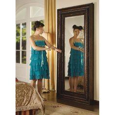 Wall Full Length Mirror $350 mirror - three way dressing mirror full length | i want that