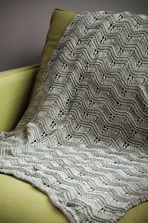 Lars & The Real Girl Blanket-Beautiful free pattern by Tanis Gray & Louisa Demmitt