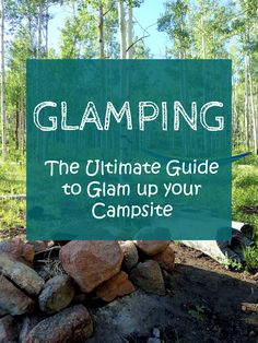As an avid car camper, or glamper as some might put it, I enjoy getting the most of the outdoors in style. Learn the best ways to turn your next camping trip into a glamping trip you won't forget. Camping Glamping, Outdoor Camping, Camping Hacks, Camping Ideas, Camping Outdoors, Camping Shop, Camping Storage, Camping Lights, Camping Stuff