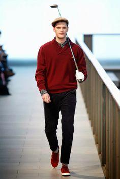 Slazenger Fall/Winter 2014 - 080 Barcelona Fashion | Male Fashion Trends
