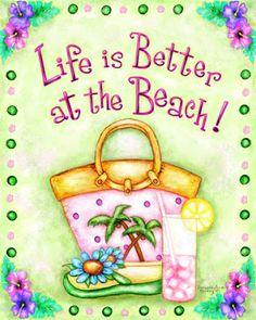 Barbara Ann Kenney/Praia