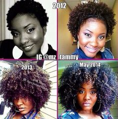 How to Transition from Relaxed to Natural Hair In 7 Steps Beginning natural hair journey? Learn exactly how to transition from relaxed to natural hair in detail. 7 Keys for transitioning from relaxed to natural hair. Pelo Natural, Natural Hair Tips, Natural Hair Growth, Natural Hair Journey, Natural Hair Styles, Big Chop Natural Hair, Hair Growth Stages, Hair Growth Progress, Pelo Afro
