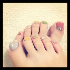 atelier+LIM : foot nail