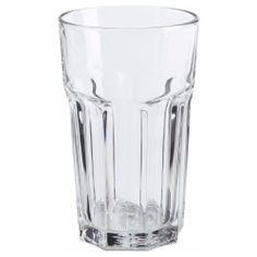 POKAL  Vaso, vidrio incoloro.