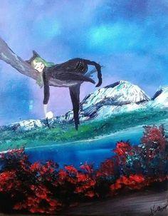 Lazy Day original painting on Mercari Landscape Paintings, Cat Paintings, Original Paintings, Original Art, Cubism Art, Cat Lady, Buy Art, Saatchi Art, Canvas Art