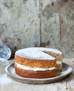 Maple Parsnip Cake Recipe