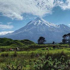 A scene 120,000 years in the making. #NZMustDo [📍Taranaki, North Island. 📷: @nakigirl67]  #RealMiddleEarth #Travel #NewZealand #NZ #Nature