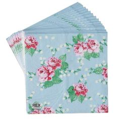 Our range of exclusive paper napkins format 48x48 234 veils fold rose napkin paper napkins are spectacular decoupage fodder if we need to flower mightylinksfo