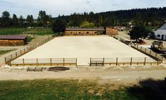 Outdoor Arena www.arenafootings.com