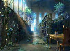 Cuentan que cuentan que había una vez una princesa que vivía en un estante de una vieja biblioteca.  Su casa era un cuento de hadas,  que casi nadie leía, estaba entre un diccionario y un libro de poesías.  Solamente algunos chicos acariciaban sus páginas y visitaban a veces su palacio de palabras.  Desde la torre más alta,suspiraba la princesa. Lágrimas de tinta negra  deletreaban su tristeza. (Liliana Cinetto)