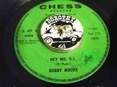 Bobby Moore - Hey MR. D. J.