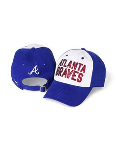 VS Pink love Major League.. I want all this Braves stuff! :)