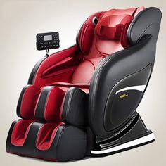 Luxurious home multifunctional full body massage chair space capsule intelligent zero gravity full automatic massage sofa #Affiliate