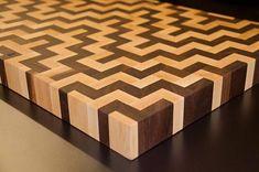 Handmade Wooden Cutting Board Walk Like an Egyptian #cuttingboards