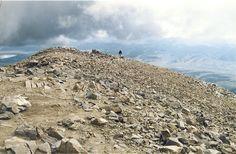 Mt. Elbert Ridge