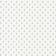 Emmett Grey Tribal Geometric Wallpaper