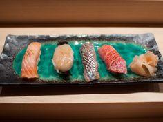 Kura sushi restaurant 130 St Marks Pl, between 1st Ave & Ave A