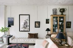 Bungalow Blue Interiors - Home - john derian's makeunder