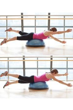 11 Exercises You Should Never Do - ELLE Do this instead!!