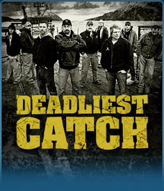 Deadliest Catch on Discovery!!