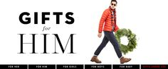 gift ideas for him from j.crew