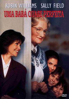 Um filme de Chris Columbus com Robin Williams, Robert Prosky : Daniel Hillard (Robin Williams) está passando por uma fase complicada, acaba de se separar de Miranda (Sally Field) e perdeu o seu emprego. Impedido pela ex-esposa de passar mais tempo com os filhos, ele tem uma idéia inusitada para recuperar a relaç...