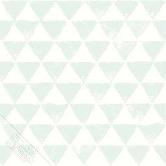 Ons Zelf Smile OZ 3275 at Wallpaperwebstore Robot Wallpaper, Mint Wallpaper, Pattern Wallpaper, Baby Tapeten, Amsterdam Wallpaper, Ferm Living Wallpaper, Scandinavian Wallpaper, Workspace Inspiration, Girl House