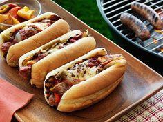 Philly Steak Hotdogs