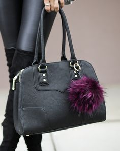 Learn why thousands of women trust Grace & Lace to help them look trendy every day, no matter the occasion! Grace And Lace, Fur Pom Pom, Faux Fur, Jewelry Accessories, Shoulder Bag, Wine, Purses, How To Wear, Bags