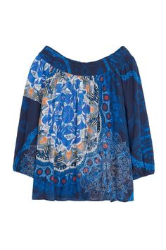 Desigual - Donna - Pullover oversize con stampa - Beautiful Owl - Bombai -  Size L fb08d2ee11d
