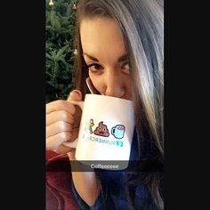 #Repost @lc.1231 ・・・ Sipping some #coffee from my new mug that @runnercrate sent to me! 😂#runlikelaura