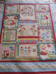 Sampler : machine quilting by Jessica's quilting studio
