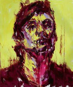 Stranger (55) by LIm Cheol Hee, via Saatchi Art.