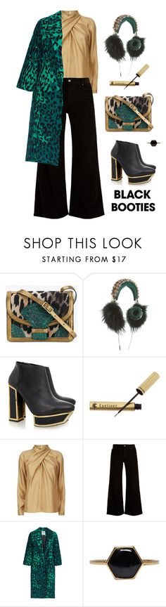 """Don't you just know it"" by ms-wednesday-addams ❤ liked on Polyvore featuring Dries Van Noten, Frends, Kat Maconie, Dr.Hauschka, Temperley London, Eve Denim, Baum und Pferdgarten and Isabel Marant"