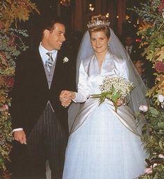 Viscount/Viscountess Linley